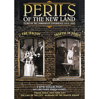 Perils of the New Land [DVD] USA import