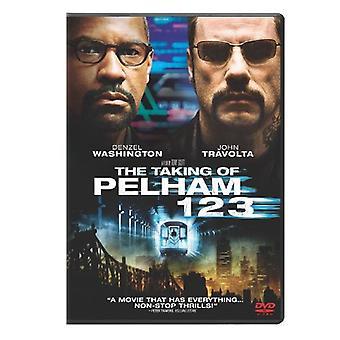 Taking of Pelham 1 2 3 [DVD] Yhdysvallat tuoda