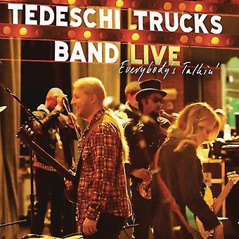 Tedeschi Trucks Band - Everybody's Talkin' [CD] USA import