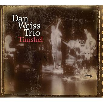 Dan Weiss Trio - Timshel [CD] USA import