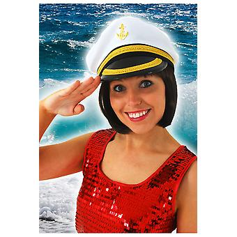 Chapeaux de képis capitaine ancre