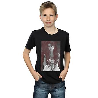 Amy Winehouse Boys Back To Black Chalkboard T-Shirt