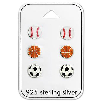 Ball - 925 Sterling Silver Sets - W28471x