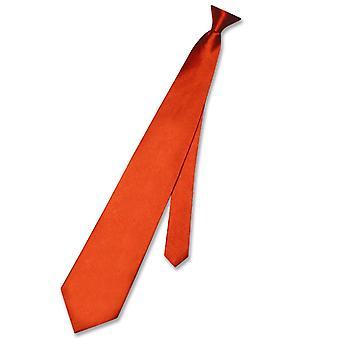 Biagio CLIP-ON slips Solid mænds slips