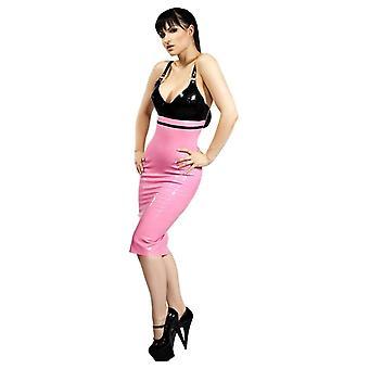 西はバインドにひれ伏しブラ ラテックスゴム トップ ラテックスゴム ドレスです。