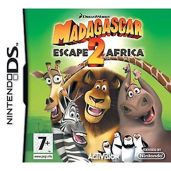 Madagaskar Escape 2 Afrika (Nintendo DS) - Som Ny