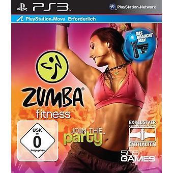 Zumba Fitness gioco per PS3 Move