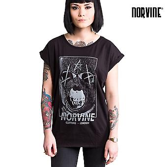 Norvine ladies T-Shirt mask