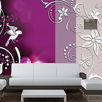 Wallpaper - Floral fantasy