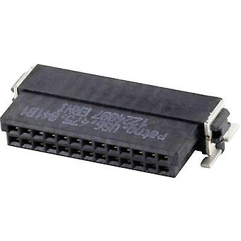 ERNI 154741 SMC multipole connector Total number of pins 26 No. of rows 2 1 pc(s)