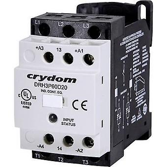 Crydom DRH3P60D20 SSC Zero crossing 20 A 1 pc(s)
