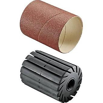 Bosch Home and Garden 1600A0014U Sanding sleeve incl. receptacle Grit size 80 (Ø) 60 mm 1 pc(s)