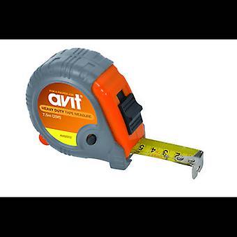 AVIT AV02012 Maßband 7,5 m Stahl
