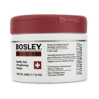 Professional Strength Healthy Hair Strengthening Masque (for Damaged And Weak Hair) - 200g/7oz