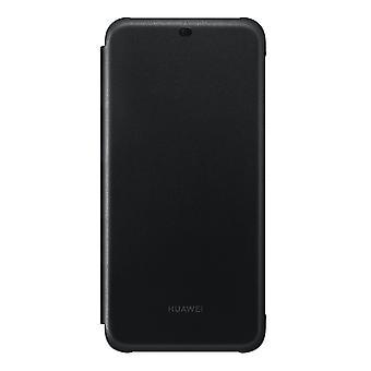 Huawei Mate 20 Lite Portefeuille Cover original noir