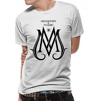 Crimes Of Grindelwald - Ministry Deco Logo T-Shirt
