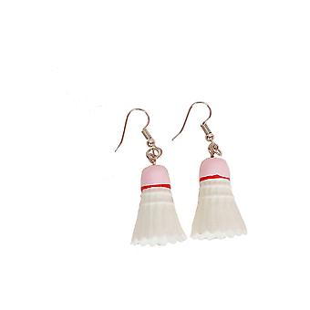 Jewelry and crowns  Earrings Badminton Tufts