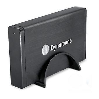 Dynamode 3.5 インチ USB 3.0 SATA ハード ディスク ・ エンクロージャ - ブラック (USB3.0-HD3.5S-M)