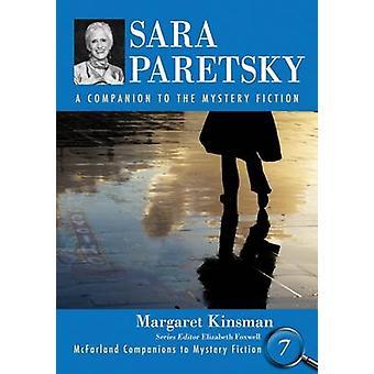Sara Paretsky by Margaret Kinsman