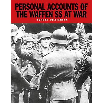 الحسابات الشخصية ل Waffen SS في الحرب-الولاء شرف بلادي بجور