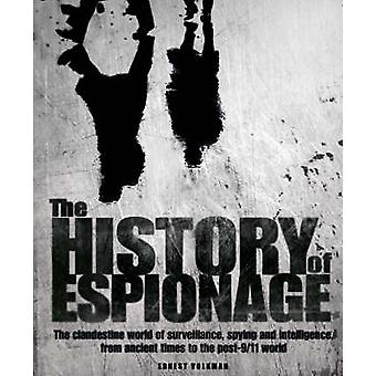 The History of Espionage by Ernest Volkman - 9781844424344 Book