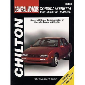 Corse de GM et Beretta 1988-96 (Chilton d'entretien automobile total)