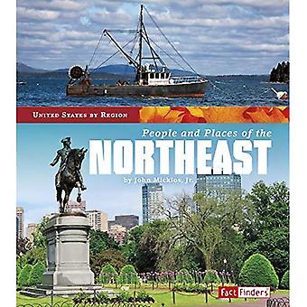 Ihmisiä ja paikkoja Northeast (Yhdysvallat alueittain)