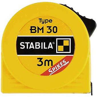 Stabila BM30 16451 meetlint 5 m staal