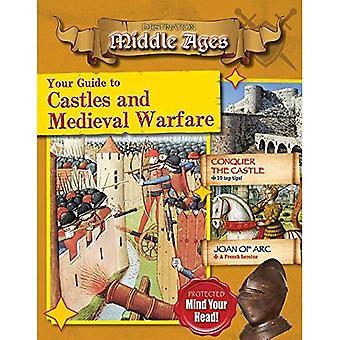 Linnoja ja keskiaikaisen sodankäynnin opas (kohde: keskiajalla)
