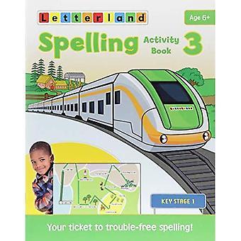 Spelling Activity Book 3 (Spelling Activity Books 1-4)
