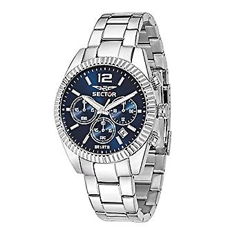 Sector No Limits Watch analog quartz watch with stainless steel band _ R3273676004