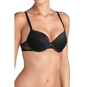 Triumph Glitter Diva Whu Under Wired Push-up Half Cup Bra