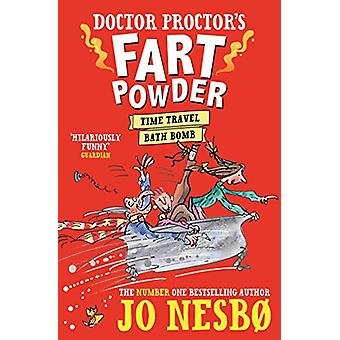 Doctor Proctor's Fart Powder - Time-Travel Bath Bomb by Jo Nesbo - 978