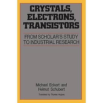 ترانزستور الإلكترونات بلورات من ايكرت & مايكل