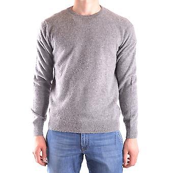 Altea Ezbc048054 Men's Grey Wool Sweater