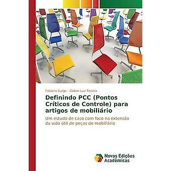 Definindo PCC Pontos Crticos de Controle para artigos de mobilirio by Burgo Fabiano