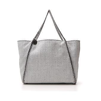 Stella Mccartney 570156w84981628 Women's Grey Faux Leather Tote