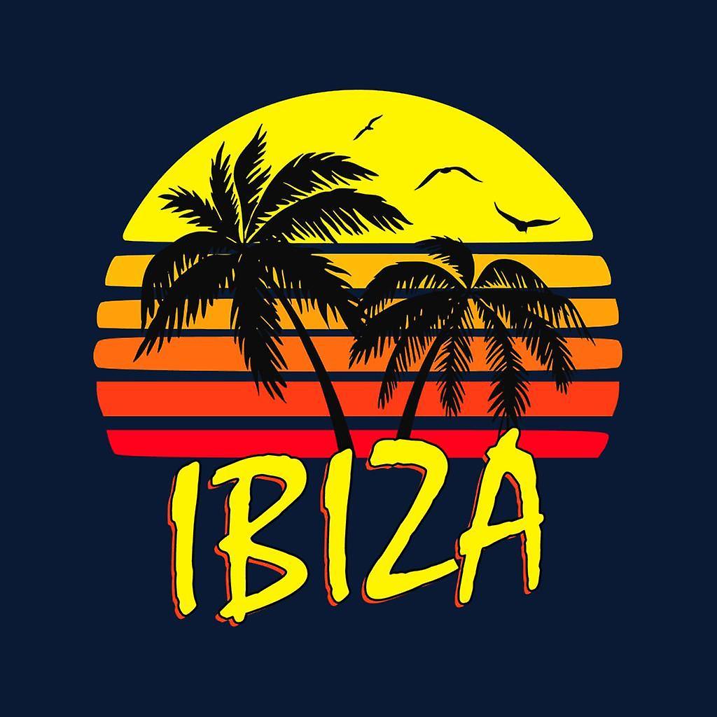 Ibiza sol Vintage Varsity chaqueta de