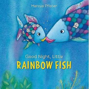 Good Night - Little Rainbow Fish by Marcus Pfister - 9780735842854 Bo