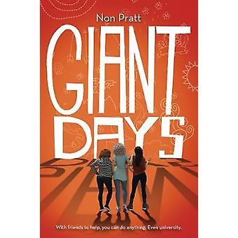 Giant Days by Non Pratt - 9781419734885 Book