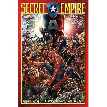 Secret Empire by Nick Spencer - 9781846538353 Book