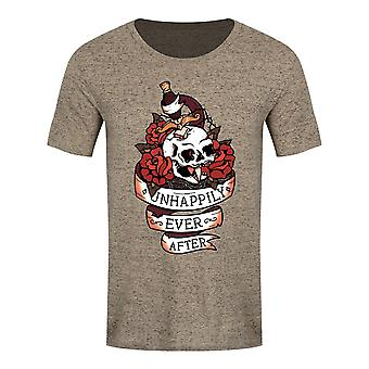 Unorthodox Collective Mens Unhappily Ever After T-Shirt