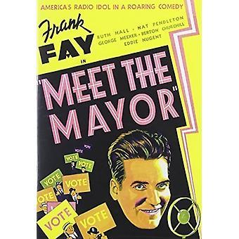 Voldoen aan de burgemeester [DVD] USA import