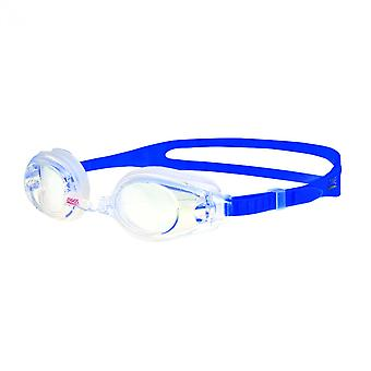 Zoggs Endura Swim Goggle - Clear Lens - Clear Frame