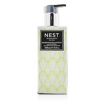 Nest Hand Lotion - Lemongrass & Ginger 300ml/10oz