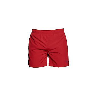 Gant Classic Fit nadar shorts vermelho brilhante
