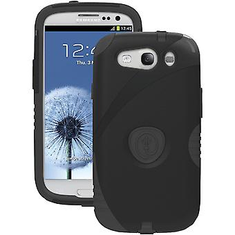Trident AEGIS Case for Samsung Galaxy S3 - Black/Black