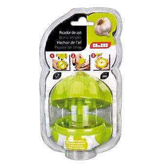 Ibili Garlic Chopper Plastic 8X7 Cm (Kitchen , Cookware , Cut , Choppers and cutters)
