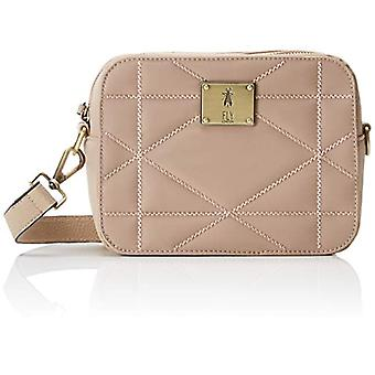 Fly London Temi648fly - Donna Gold shoulder bags (Champagne) 9x16x21 cm (W x H L)