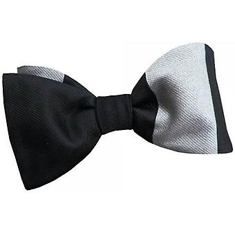 Gene Meyer Ashland Bow Tie - Black/White